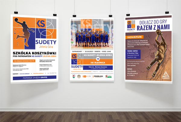 KS Sudety Jelenia Góra Posters