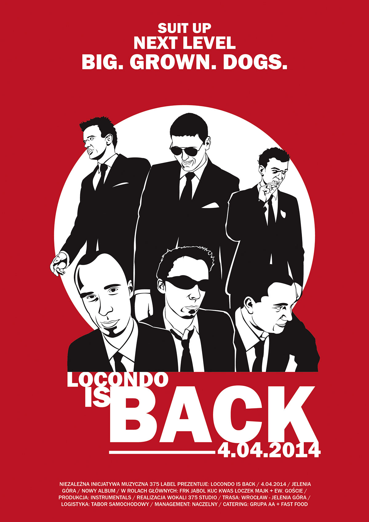 poster-locondo-is-back-2014