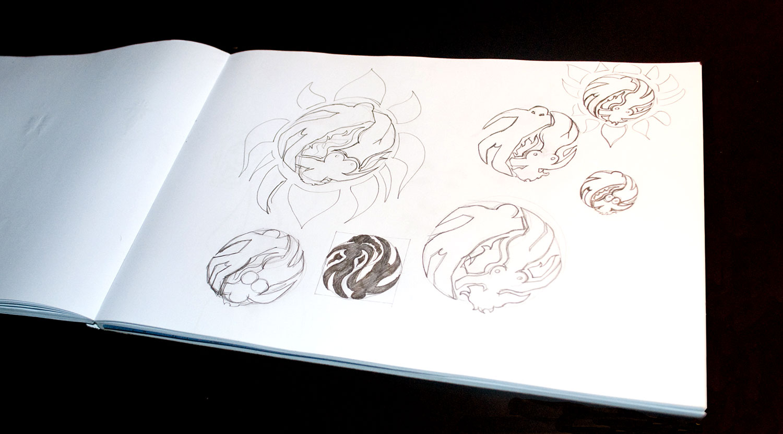 taboo-carnival-band-logo-sketch