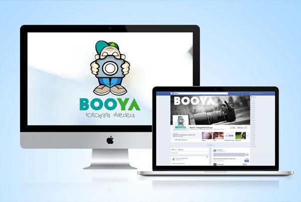 BooYa Logo