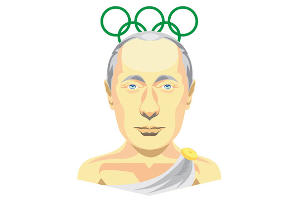 The Putin Games